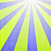 Yeşil ışınları arka plan — Stok fotoğraf