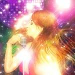 Beautiful dancing girl — Stock Photo #28958695