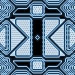 Постер, плакат: Cyber mesh