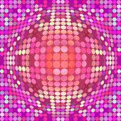 Distorted circles — Stock Photo