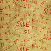 Büyük satış arka plan — Stok fotoğraf