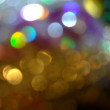 Stock Photo: Bokeh lights