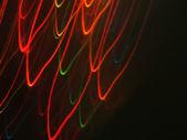Light streaks texture — Stock Photo