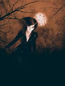 Noc upírů — Stock fotografie