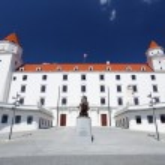 Bratislava castle — Stock Photo #12887620