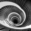 Stairs spiral - Stock Photo