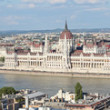 Stock Photo: Panoramof Budapest