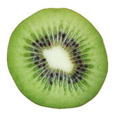 Slice of kiwi — Stock Photo