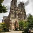 Cathedral of Reims — Stok fotoğraf