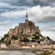 Stock Photo: Le Mont Saint-Miche