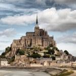 Le Mont Saint-Miche — Stockfoto