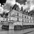 Chateau de Villandry in Loire Valley — Stock Photo