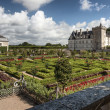 Chateau de Villandry in Loire Valley in France — Stock Photo
