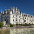 Chenonceau castle in Loire valley — Stock Photo #34391693