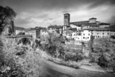 Cividale del Friuli in early spring — Stock Photo