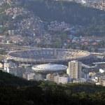 Maracana stadium in Rio de Janeiro — Foto de Stock