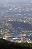 Rio de janeiro fotbollsstadion — Stockfoto