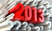 Plans for 2013? — Stock Photo