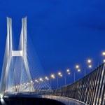 Bridge at dusk — Stock Photo #46140019