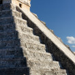 Spring Equinox 2012 at Chichen Itza - Stock Photo
