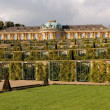Palace at Sanssouci - Stock Photo