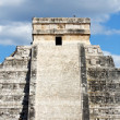 Stock Photo: MayPyramid at Chichen Itza