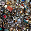 Stock Photo: Lots of Jewelry