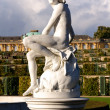 Statue at Sanssouci Palace in Berlin, Germany — Stock Photo