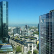 Frankfurt Cityscape — Stock Photo