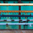 Stock Photo: Industrial Equipment at Shipyard