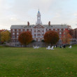Harvard University Radcliffe Quadrangle — Stock Photo