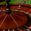 Loopable Roulette Table 1 - Stock Photo