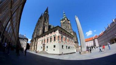 Prague Castle 11 — Stock Video