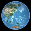 Stock Video: Seamless Loop Earth Animation 10