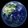 Stock Video: Seamless Loop Earth Animation 17