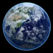 Seamless Loop Earth Animation 17 - Stock Photo