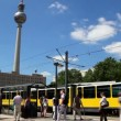 Stock Video: Berlin rapid