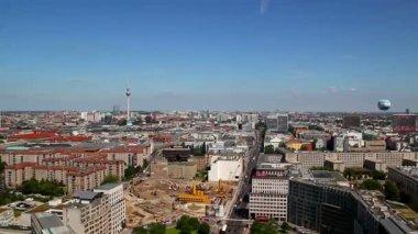 Rapid life in berlin — Stock Video