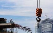 Construction site — Foto Stock