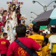 Stock Photo: Feast of Black Nazarene