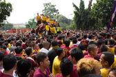 Feast of Black Nazarene — Stock Photo
