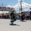 Motorcycle drag race — Foto de Stock