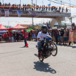 Motorcycle drag race — Foto Stock