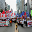 Graft and corruption protest in Manila, Philippines — Zdjęcie stockowe
