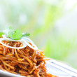 Delicious stir fried noodles Asistyle — Stock Photo #12038539