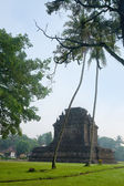 Candi Mendut, found back in 1836, the oldest Buddhist temple found in central Java, Indonesia. — Stock Photo