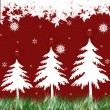 Royalty-Free Stock Photo: Illustration for Christmas background