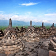 Royalty-Free Stock Photo: Borobudur temple in Jogjakarta