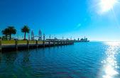 吉隆海岸线 — 图库照片