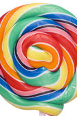 Candy lolly pop background — Stock Photo